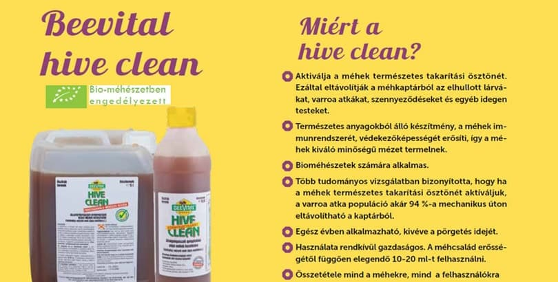 hiveclean